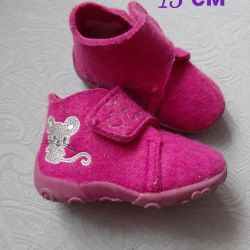 German new slippers 13 cm