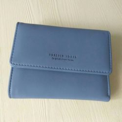 New eco-leather wallet
