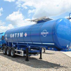 Semiremorcă cisternă transport bitum bonum 28m3-2018 an