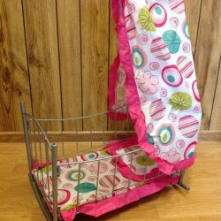 New Baby Born Doll Beds
