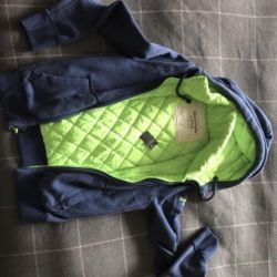 Jacket Abercrombie Fitch