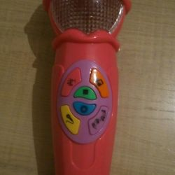 Children's microphone