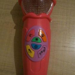 Микрофон детский