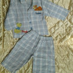 Children's pajamas New England