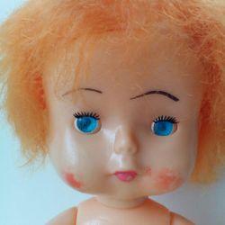 Doll - kewpie doll.