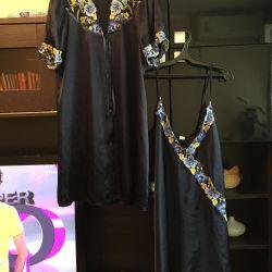 Сорочка і халат