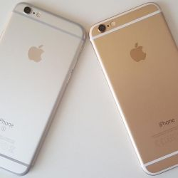 IPhone 6s gold color 32GB