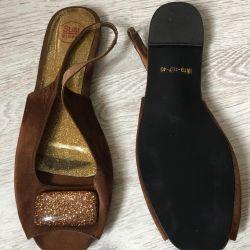new sandals p38