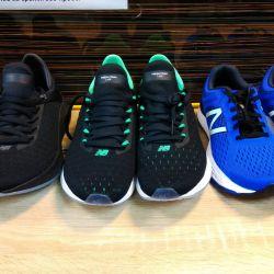 Ανδρικά παπούτσια νέα ισορροπία