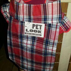 Рубашки для животных