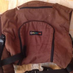 Ergonomic Backpack I-phyeonhae