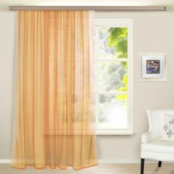 Blind curtain beige