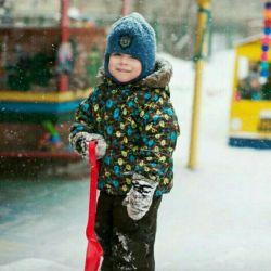 .Lenni Winter suit in excellent condition