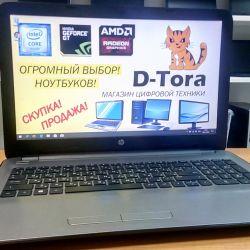 Φορητός υπολογιστής HP FHD 15,6