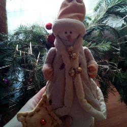 Снеговик из Финляндии