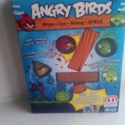 Oyun Angry Birds Pazarlık