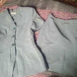 Elbise etek ceket ceket