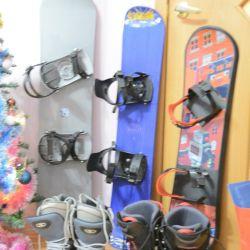 Çocuk snowboardu