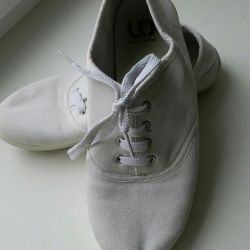 Sneakers textile size 37