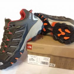 Kuzey Yüz Ultra 109 Sneakers haki 1