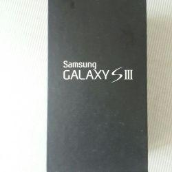 Cutie de la Samsung Galaxy 3