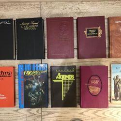 Pasternak, Kazantsev, Boccaccio, Zhitkov, Stadnyuk, Harrison