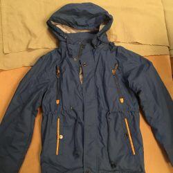 Windbreaker jacket 135-140 height