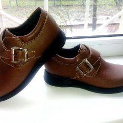 Туфлі нові, мальч. р-р 31
