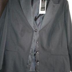 женский пиджак р.60