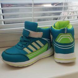 Αθλητικά παπούτσια 16 εκ.