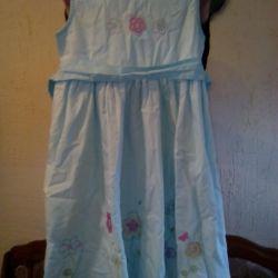 3-4 yaş elbise