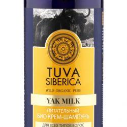 Nutritious Bio Cream Shampoo Tuva Siberica 300ml