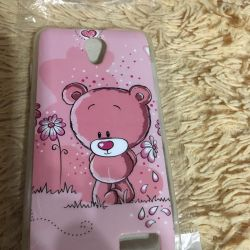 Cover on phone Lenovo A 319