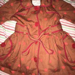 Children's raincoat next