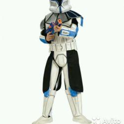 Star Warrior Costume