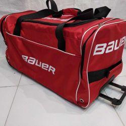 Hockey bag sports bag on wheels