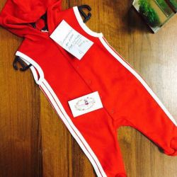 Coverall new (size available)