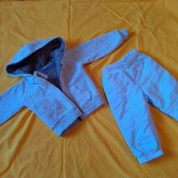 Children's jacket p 86