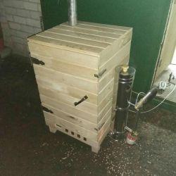 Smokehouse Minishef