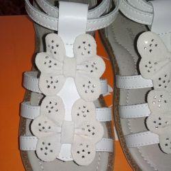 New sandals antilopa 28 pp