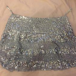 Νέα φούστα με νέα εμφάνιση Sequins, μίνι φούστα στην αποθήκη