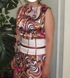 Оригінальну сукню 46р