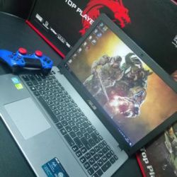 Game Asus i7 4th generation + GT 720-2GB + 5GB ram