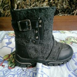 Boots for a boy size 33