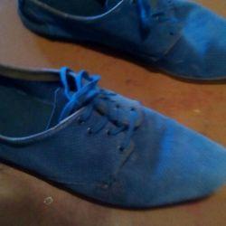Shoes (moccasins)