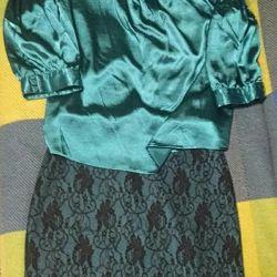 Set fusta + bluza
