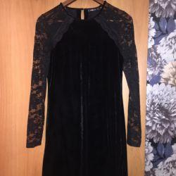 Dress the velvet
