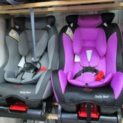 NEW Car Seat Teddy Bear LB 718 from 0 to 25 kg
