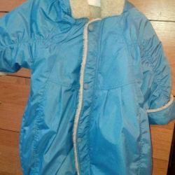Winter overalls, membrane68 + 6