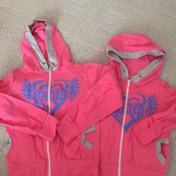 Hoodies thin р.104
